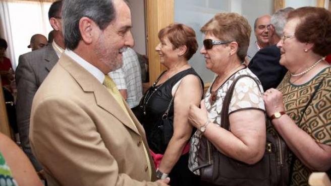 consejero de Presidencia, Javier Velasco