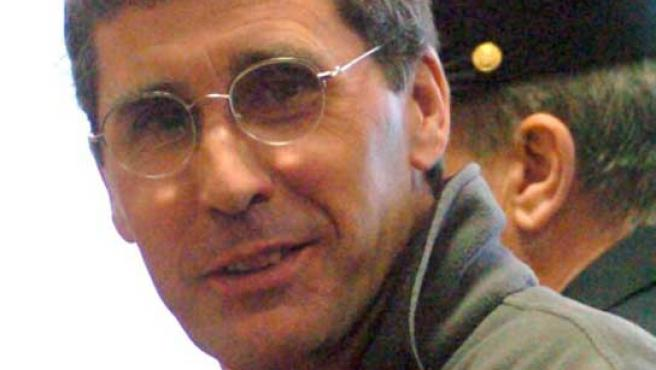 Foto de archivo del ex dirigente de ETA José Luis Urrusolo Sistiaga.