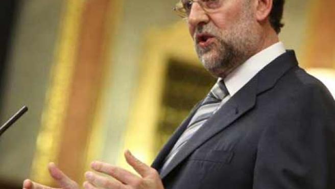 Mariano Rajoy en una imagen reciente