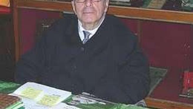 Enrique Iniesta, biógrafo de Blas Infante