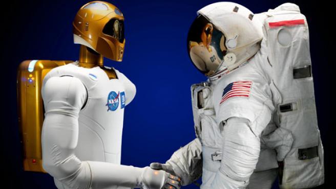 Robonaut 2 será el primer androide que formará parte de la tripulación de la EEI.