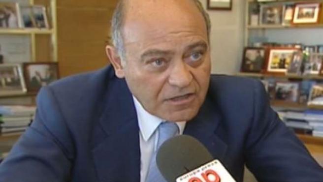 Díaz Ferrán, en una imagen de arachivo.