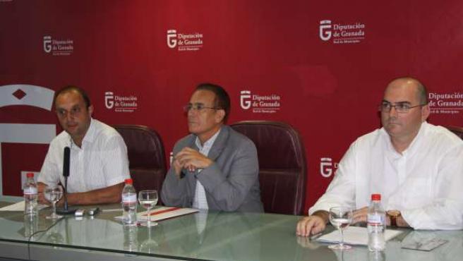 : El vicepresidente del Patronato Provincial de Turismo de Granada, José López G