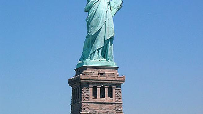 La Estatua de la Libertad cerrará hasta octubre del 2011.