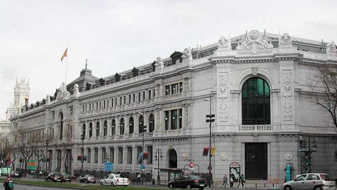 Una imagen de archivo del Banco de España.