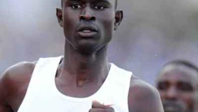 El keniano David Rudisha.