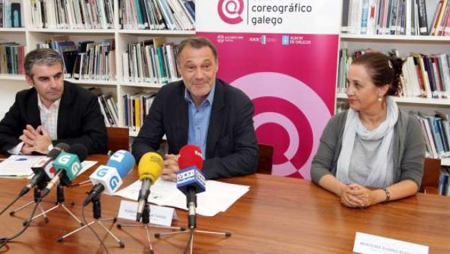 O conselleiro de Cultura e Turismo, Roberto Varela, presentará en rolda de prens