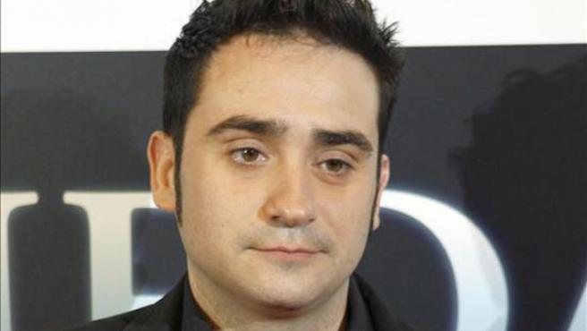 El director de cine Juan Antonio Bayona.