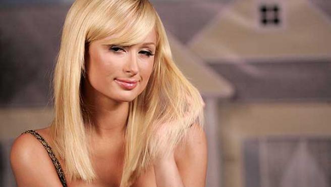 Fotografía de archivo de Paris Hilton.