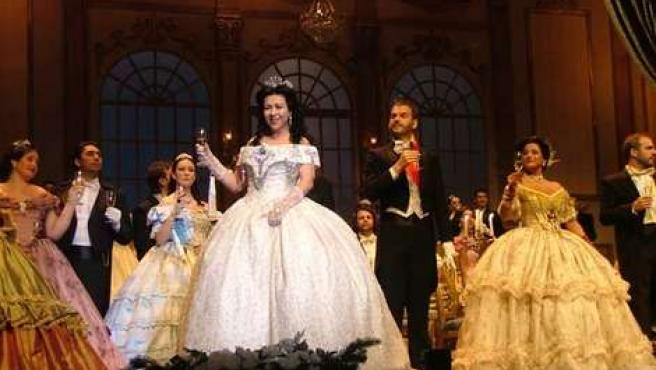 Ópera 'La Traviata'