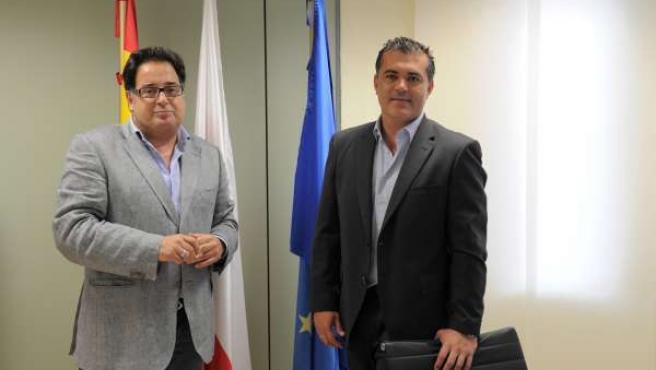 Reunión entre Fediscom y Turismo
