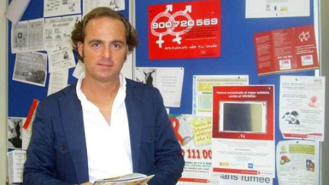 El secretario de Organización del PP de Extremadura, Juan Parejo