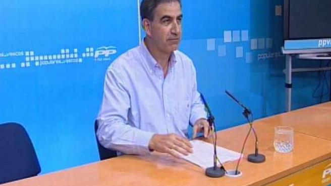 Leopoldo Barreda sobre acuerdo PNV PSOE presupuestos y dialogo con ETA min oro