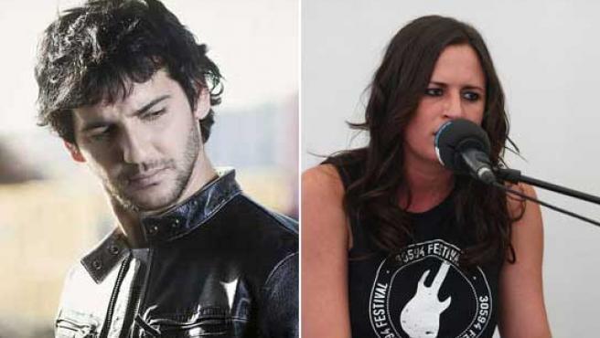Fran Perea y Rebeca Jiménez le 'sacarán tarjeta roja al maltratador'.