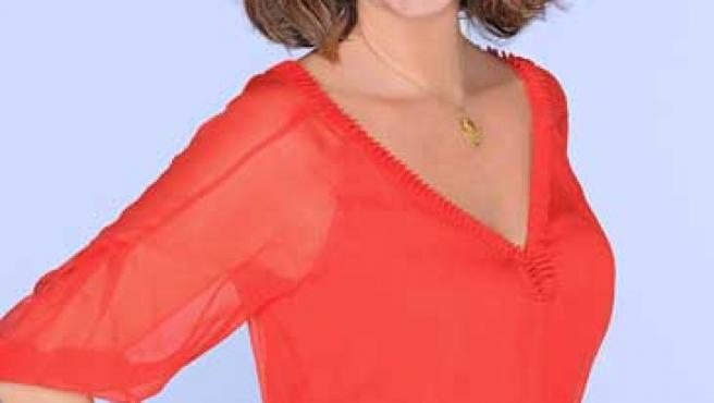 La presentadora Ana Rosa Quintana.