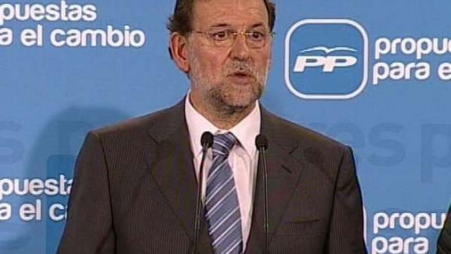 Rajoy resta valor al comunicado de ETA