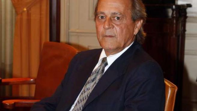 Miguel Molins, director de la Fundación Banco Herrero