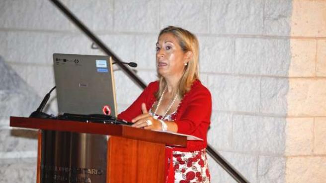 La Vicepresidenta Segunda Del Congreso De Los Diputados Y Ex Ministra De Sanidad