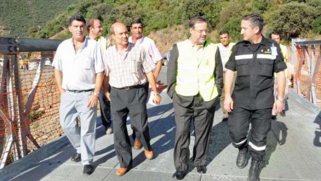 visita Diputación de Ciudad Real