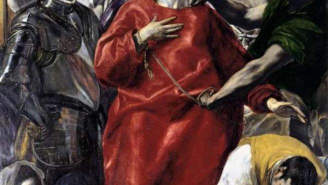 El Expolio Del Greco De La Sacristía De La Catedral De Toledo