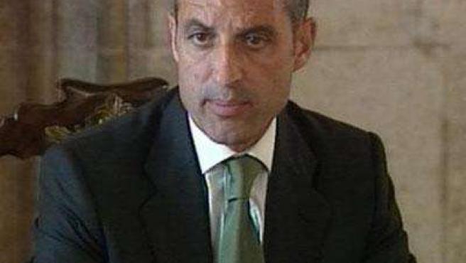 Francisco Camps, presidente de la Generalitat