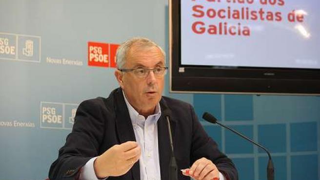 Manuel 'Pachi' Vázquez secretario xeral del PSdeG