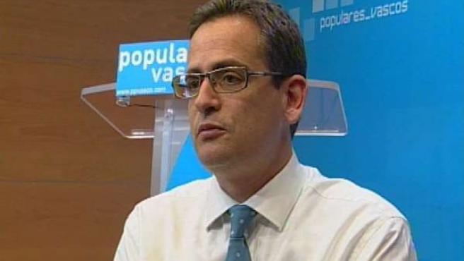 Entrevista a Antonio Basagoiti, lider PP vasco T