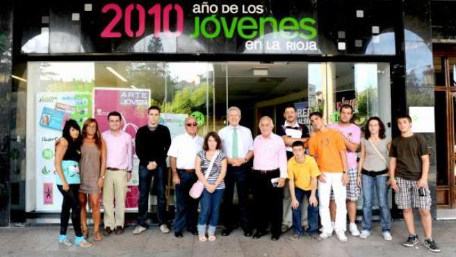 Emilio del Río ha recibido a los asistentes en el IRJ