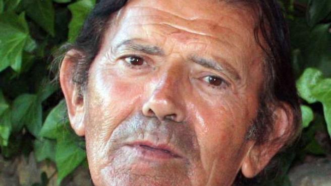 Fotografía reciente del desaparecido.