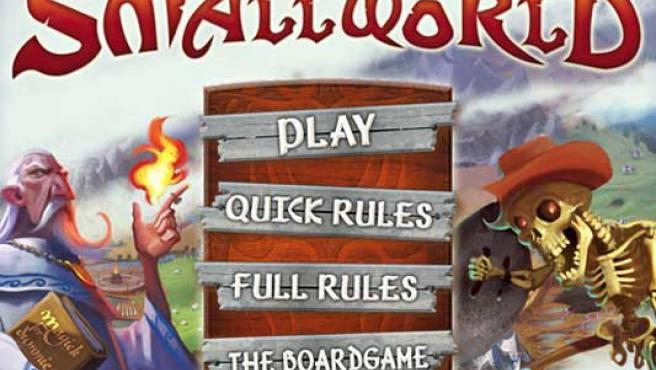 Imagen del juego 'Smallworld'.
