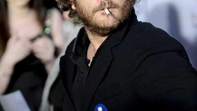 El actor Joaquín Phoenix, en una imagen de archivo.