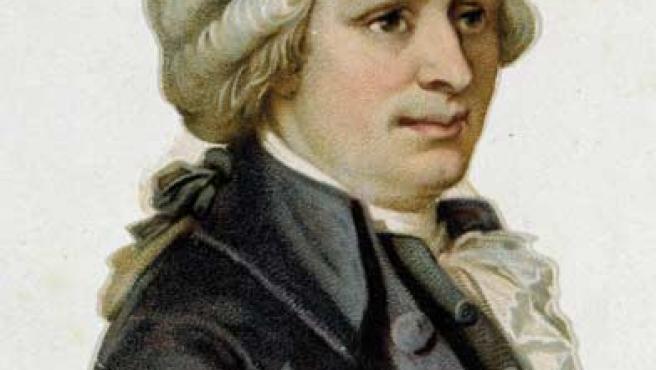 Wolfang Amadeus Mozart.