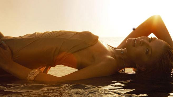 Una imagen del fotógrafo Mario Sierra para la revista 'Elle'.