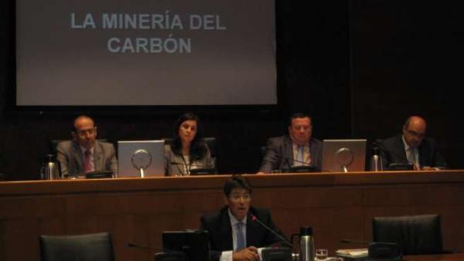 Comisión de Industria de las Cortes