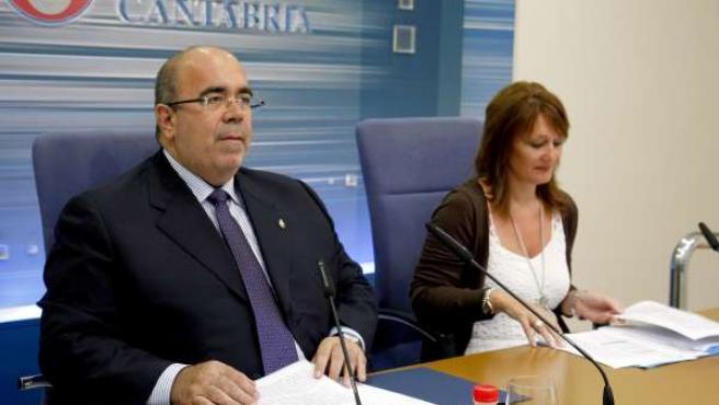 Jesús Oria, y Mª Eugenia Calvo