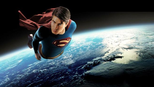 Detalle de 'Superman Returns', de 2006.