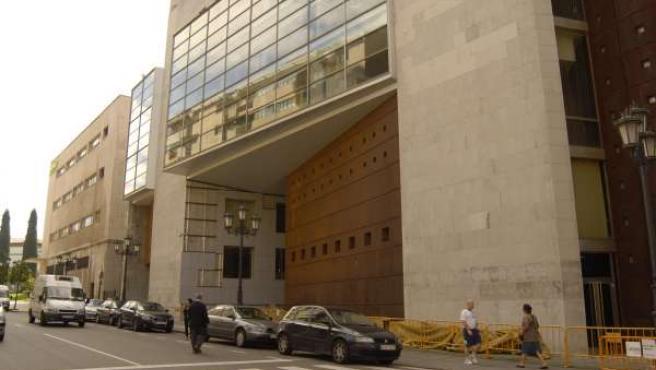 Audiencia provincial en Oviedo