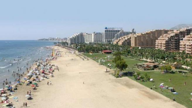 Playa Comunidad Valenciana