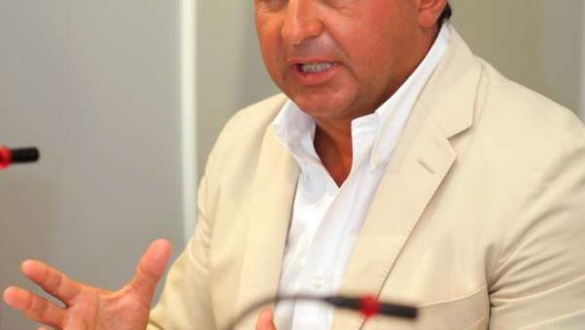 Javier Guerra, conselleiro de Economía