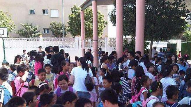 Colegio de Cultura China de Málaga