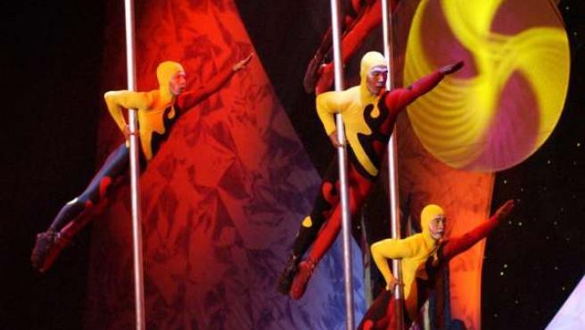 Imagen del espectáculo 'Balagan'