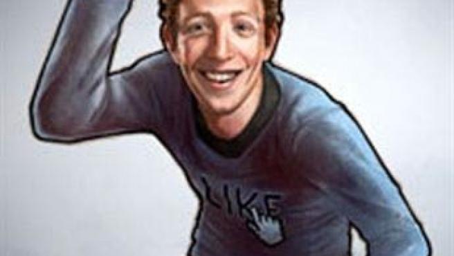 Portada del cómic sobre el creador de Facebook, Mark Zuckerberg.