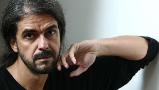 El director de cine, Fernando León.