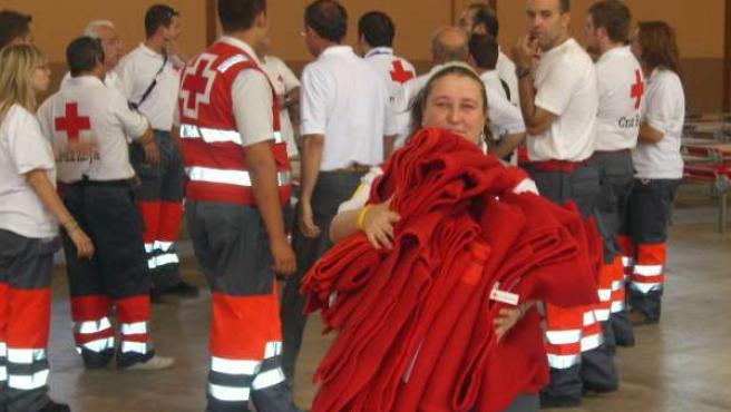 Curso De Albergue Provisional En Alsasua Cruz Roja Navarra