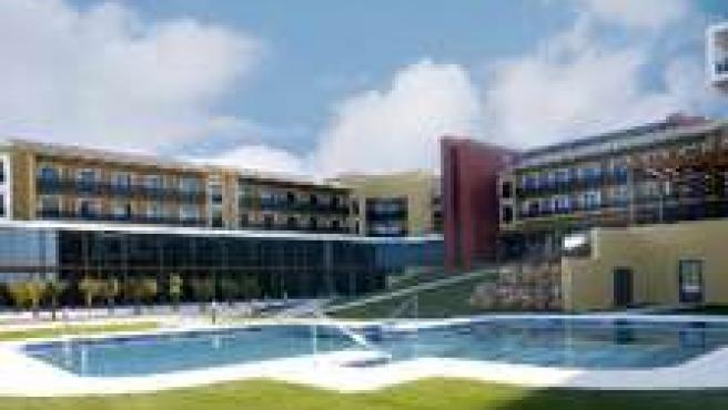 Hotel Ciudad de Lucena