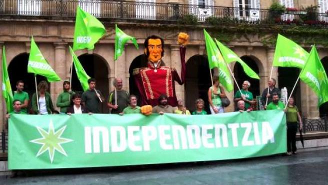 Independentistak.