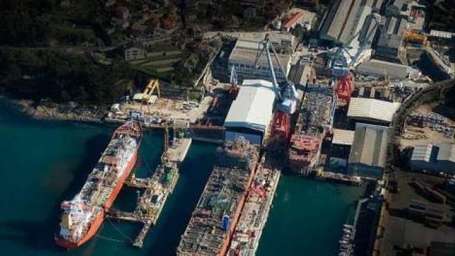 Factoría Vulcano en Vigo