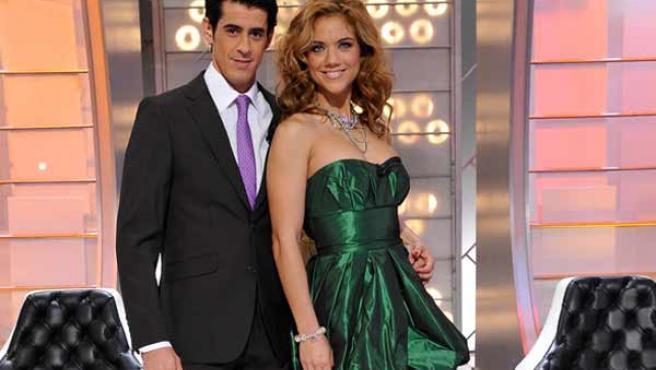 Víctor Janeiro y Beatriz Trapote debutarán como pareja televisiva en el programa en calidad de 'asesores del amor'