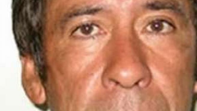 Yonny Barrios, uno de los 33 mineros atrapados.