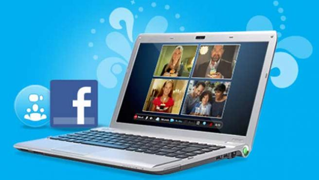 Facebook y Skype han integrado parte de sus servicios.